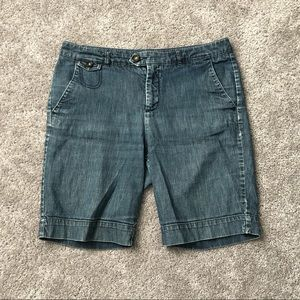 Dockers Blue Bermuda Shorts